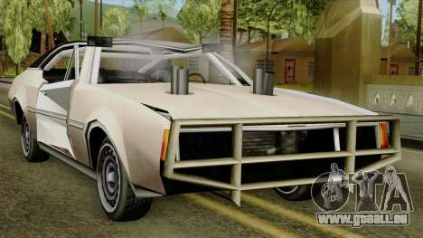 Derby-Clover Beta v1 pour GTA San Andreas