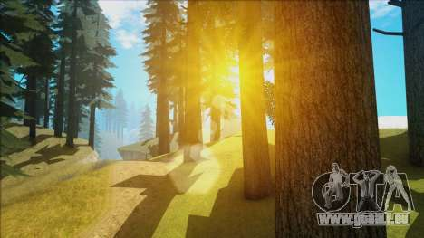Fantastic ENB für GTA San Andreas her Screenshot