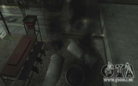 Straßen-Reparatur v2.0 für GTA San Andreas her Screenshot