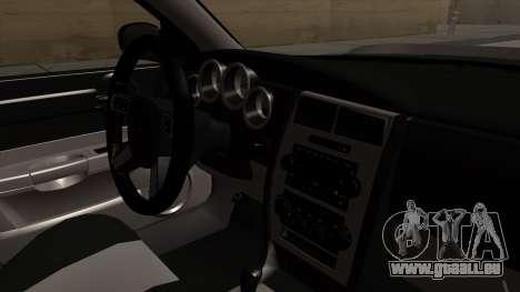 Dodge Charger 2006 DUB für GTA San Andreas rechten Ansicht