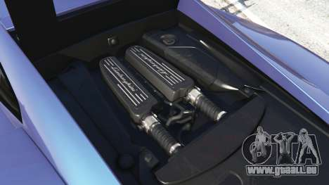 Lamborghini Gallardo LP 570-4 2011 Superleggera pour GTA 5