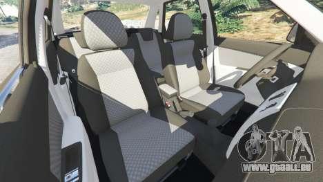 GTA 5 Roue VAZ-Lada 2170 Priora