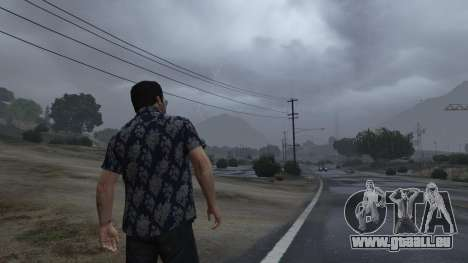 GTA 5 Realistic Thunder and Wind Sound FX