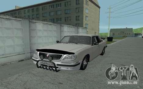 GAZ 31105 Volga für GTA San Andreas