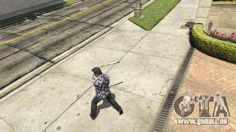 GTA 5 Anime peu quatrième capture d'écran