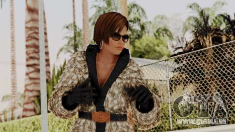DOA 5 Lisa Hamilton Fashion für GTA San Andreas