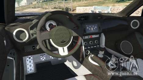 Toyota GT-86 v1.1 für GTA 5