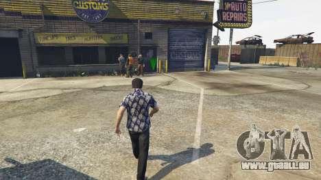 GTA 5 Kill Frenzy zweite Screenshot