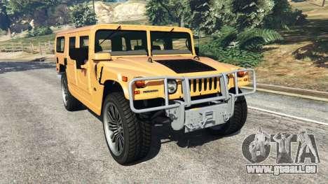 Hummer H1 für GTA 5