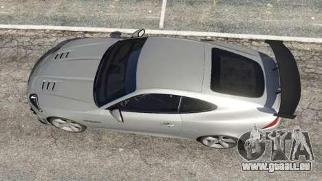 Jaguar XKR-S GT 2013 pour GTA 5
