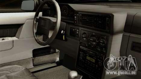 Volvo 850 pour GTA San Andreas vue de droite