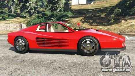 Ferrari Testarossa 1984 pour GTA 5
