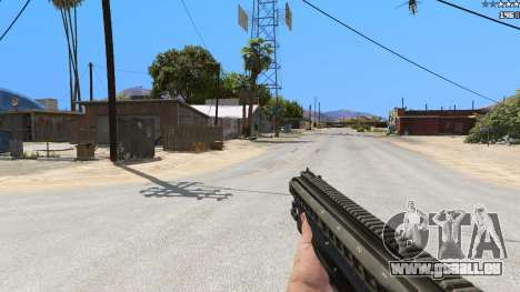 GTA 5 UTAS из Battlefield 4 fünfter Screenshot