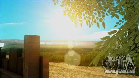Fantastic ENB für GTA San Andreas sechsten Screenshot