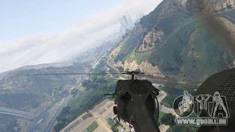 GTA 5 MH-60L Black Hawk neuvième capture d'écran
