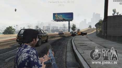 Kill Frenzy pour GTA 5