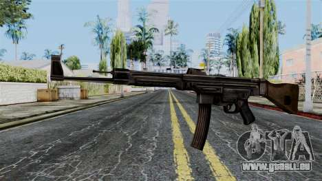 StG 44 from Battlefield 1942 pour GTA San Andreas