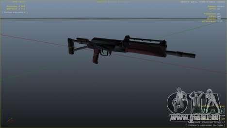 GTA 5 SAIGA von Battlefield 4 fünfter Screenshot