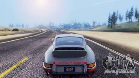 Project Reborn ENB Series pour GTA San Andreas deuxième écran