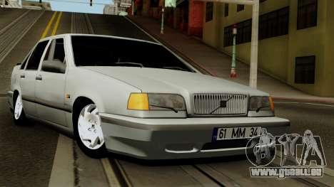 Volvo 850 für GTA San Andreas