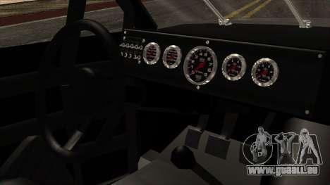 Pontiac GranPrix Hotring 1981 IVF pour GTA San Andreas vue de droite