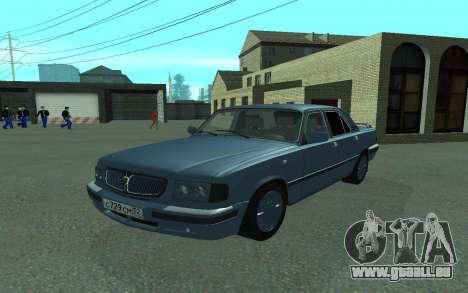 GAZ 3110 Volga für GTA San Andreas