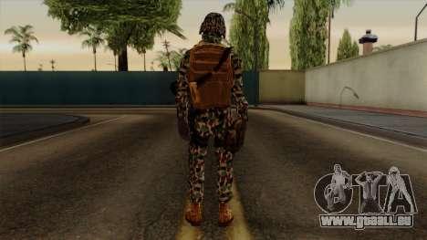 Marina v1 pour GTA San Andreas troisième écran