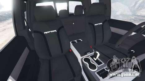 Ford F-150 SVT Raptor 2012 für GTA 5