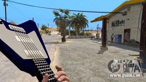 Gibson Flying V pour GTA 5