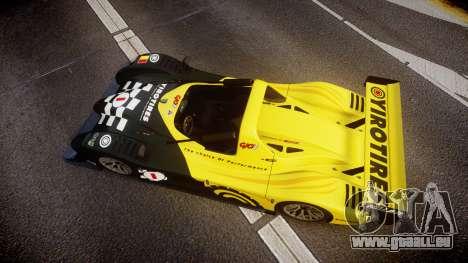 Radical SR8 RX 2011 [1] für GTA 4 rechte Ansicht