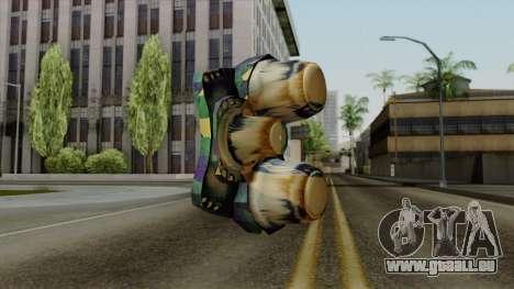 Brasileiro NV Goggles v2 für GTA San Andreas