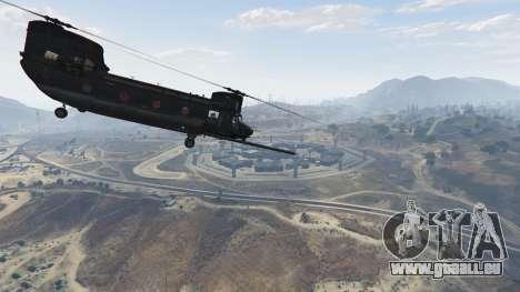 GTA 5 MH-47G Chinook sechster Screenshot