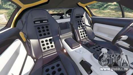 GTA 5 Roue Ford GT 2005 v1.1