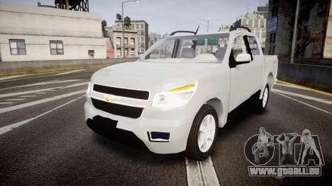 Chevrolet S10 LTZ 2014 v0.1 pour GTA 4