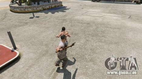 GTA 5 Tomahawk de Dead Rising 2 cinquième capture d'écran