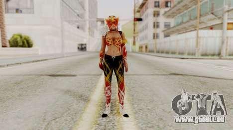 DOA 5 LaMariposa für GTA San Andreas zweiten Screenshot