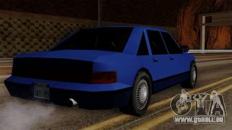 GTA 3 Premier pour GTA San Andreas laissé vue