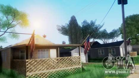 Project Reborn ENB Series für GTA San Andreas her Screenshot