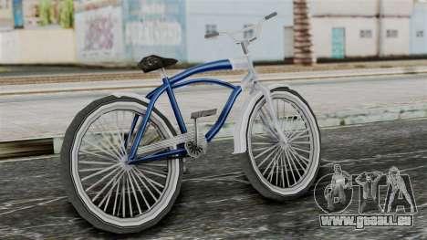 Aqua Bike from Bully pour GTA San Andreas laissé vue