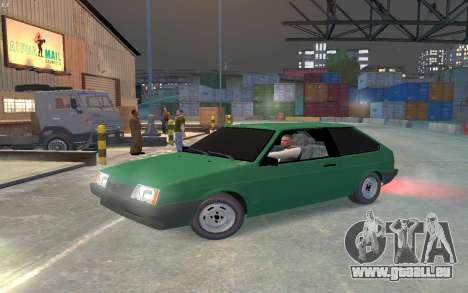 VAZ 2108 pour GTA 4