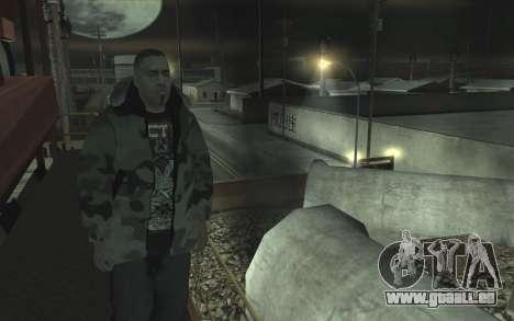 Straßen-Reparatur v2.0 für GTA San Andreas sechsten Screenshot