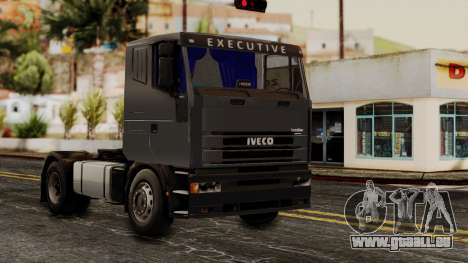 Iveco EuroStar Low Cab pour GTA San Andreas