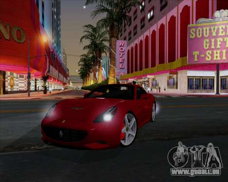 Vitesse ENB V1.1 Low PC für GTA San Andreas siebten Screenshot