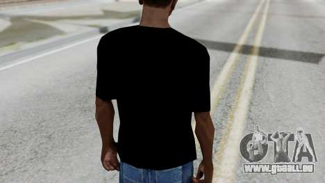 T-shirt from Jeff Hardy v1 für GTA San Andreas dritten Screenshot