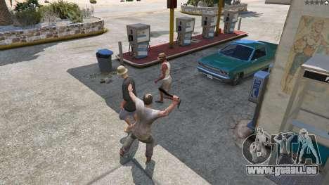 GTA 5 Le Kukri quatrième capture d'écran