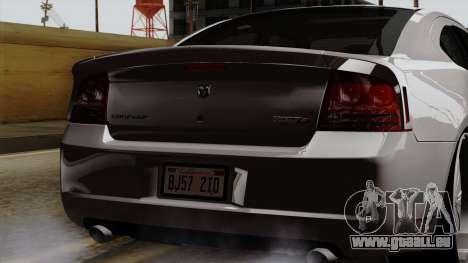 Dodge Charger 2006 DUB für GTA San Andreas Seitenansicht