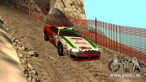 Rally Jester pour GTA San Andreas