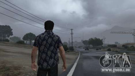 GTA 5 Realistic Thunder and Wind Sound FX troisième capture d'écran