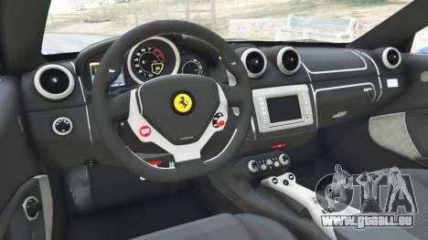 GTA 5 Ferrari California (F149) 2012 [Beta] droite vue latérale