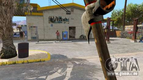 GTA 5 Tomahawk de Dead Rising 2 sixième capture d'écran